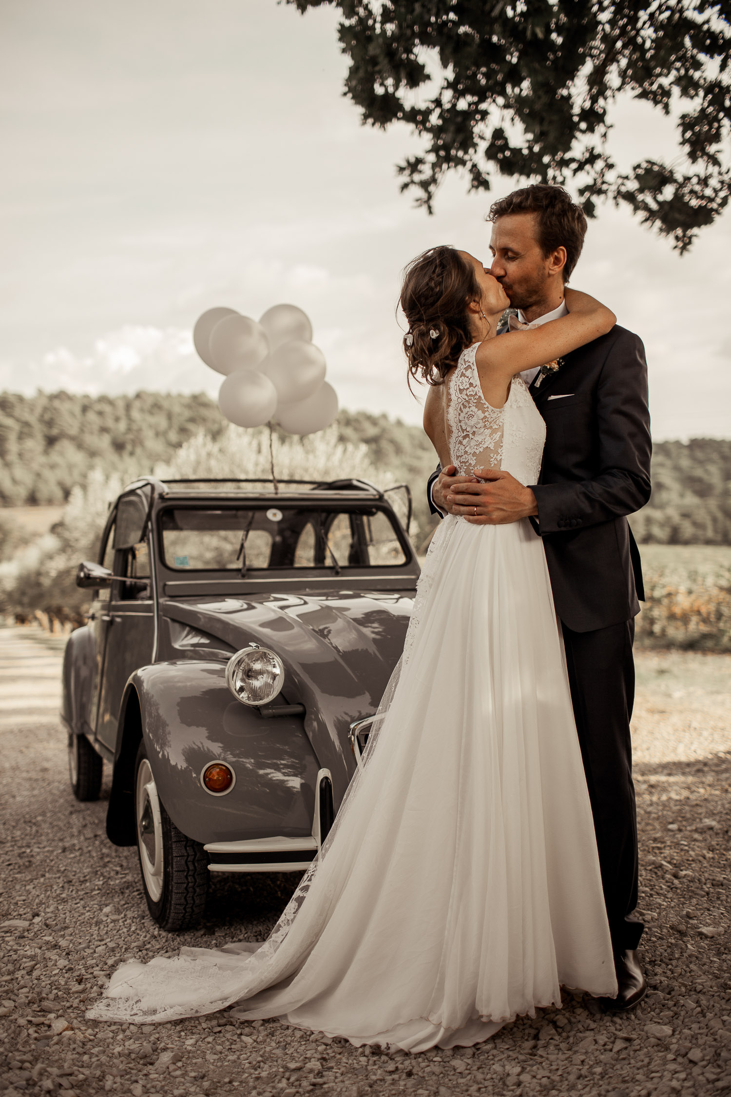 mariage val joanis aix en provence