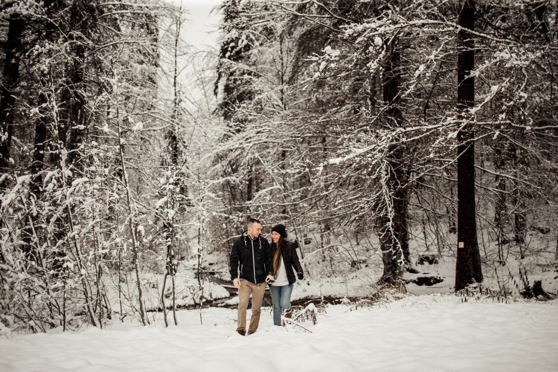 photographe mariage lyon montagne neige-2