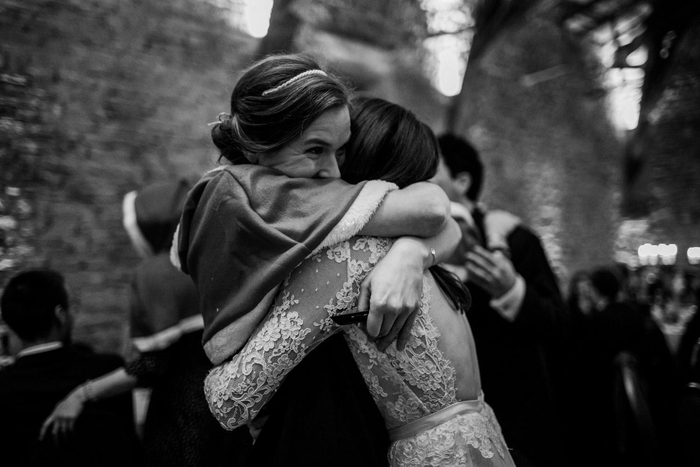 mariage hivernal manoir garde rhone