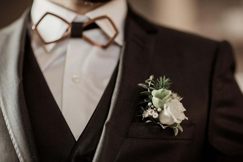 mariage hivernal neige domaine bellevue