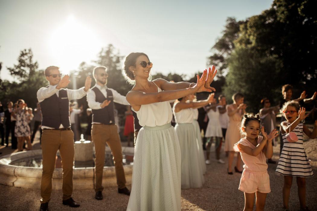 mariage champetre manoir munas ardeche