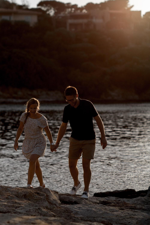 engagement plage corse corbara calvi